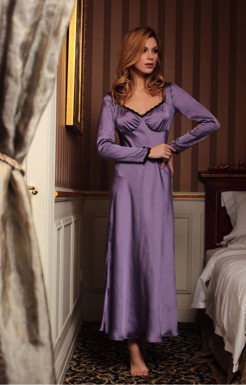 بالصور ملابس نوم للعرايس , اجمل ملابس النوم لللعروس2019 3636 7