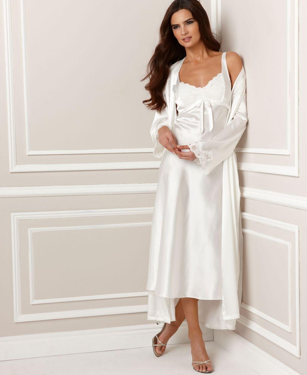 بالصور ملابس نوم للعرايس , اجمل ملابس النوم لللعروس2019 3636 8