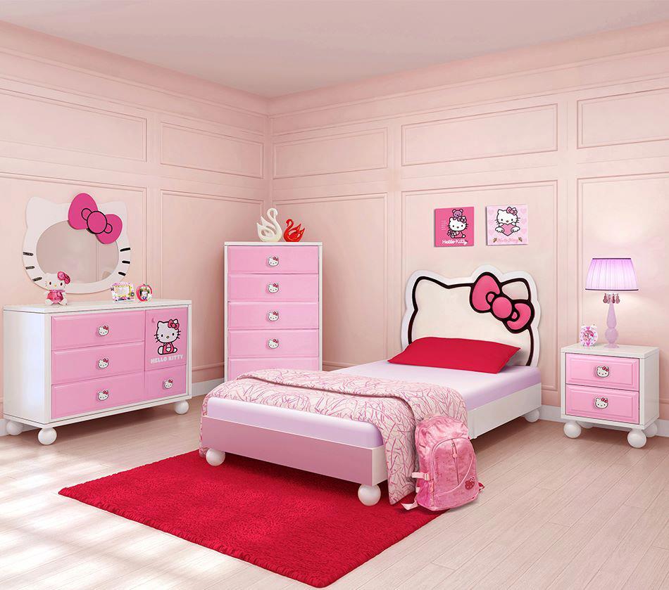 بالصور غرف اطفال بنات , صور تصميمات غرف لارق واجمل بنوته 3640 10