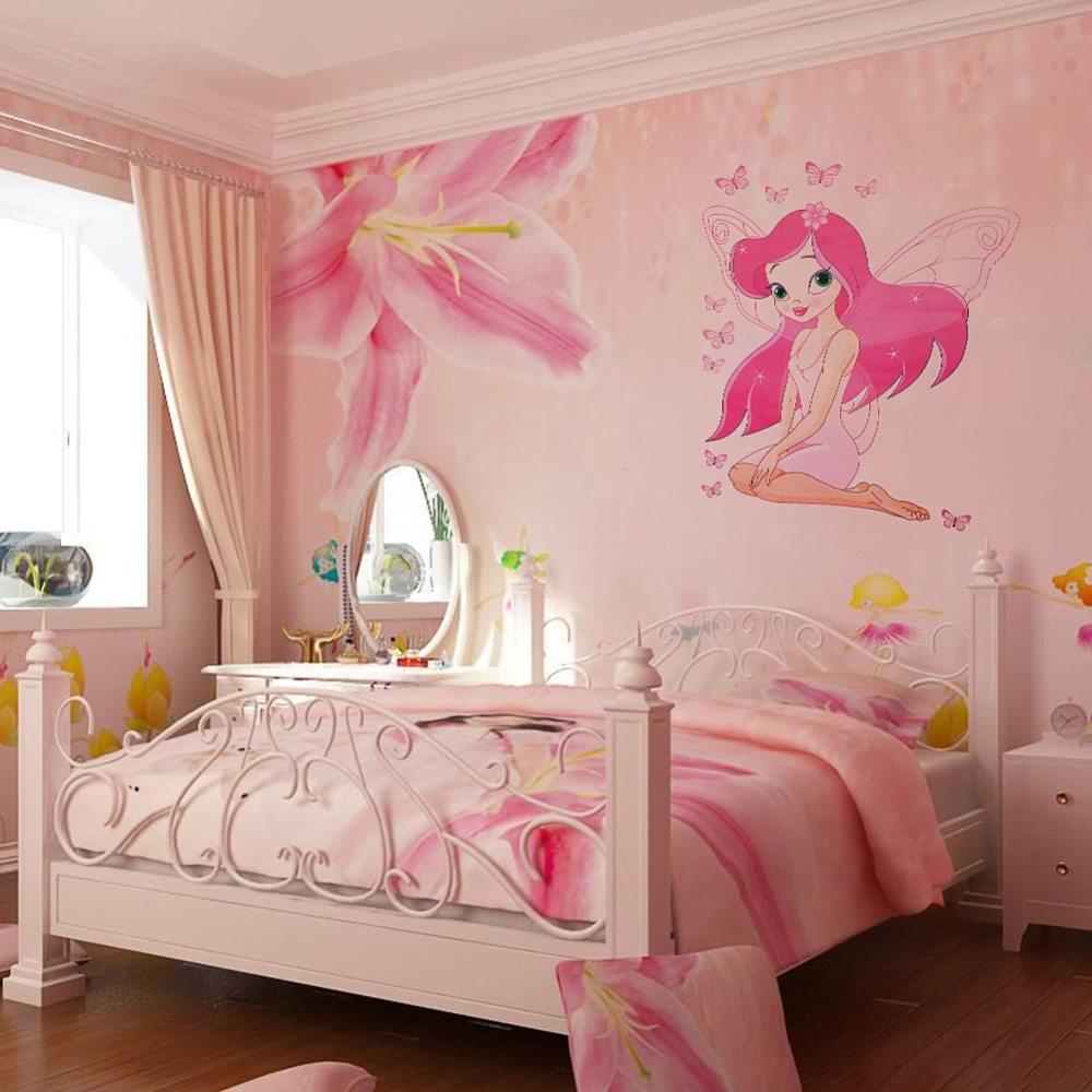 بالصور غرف اطفال بنات , صور تصميمات غرف لارق واجمل بنوته 3640 11