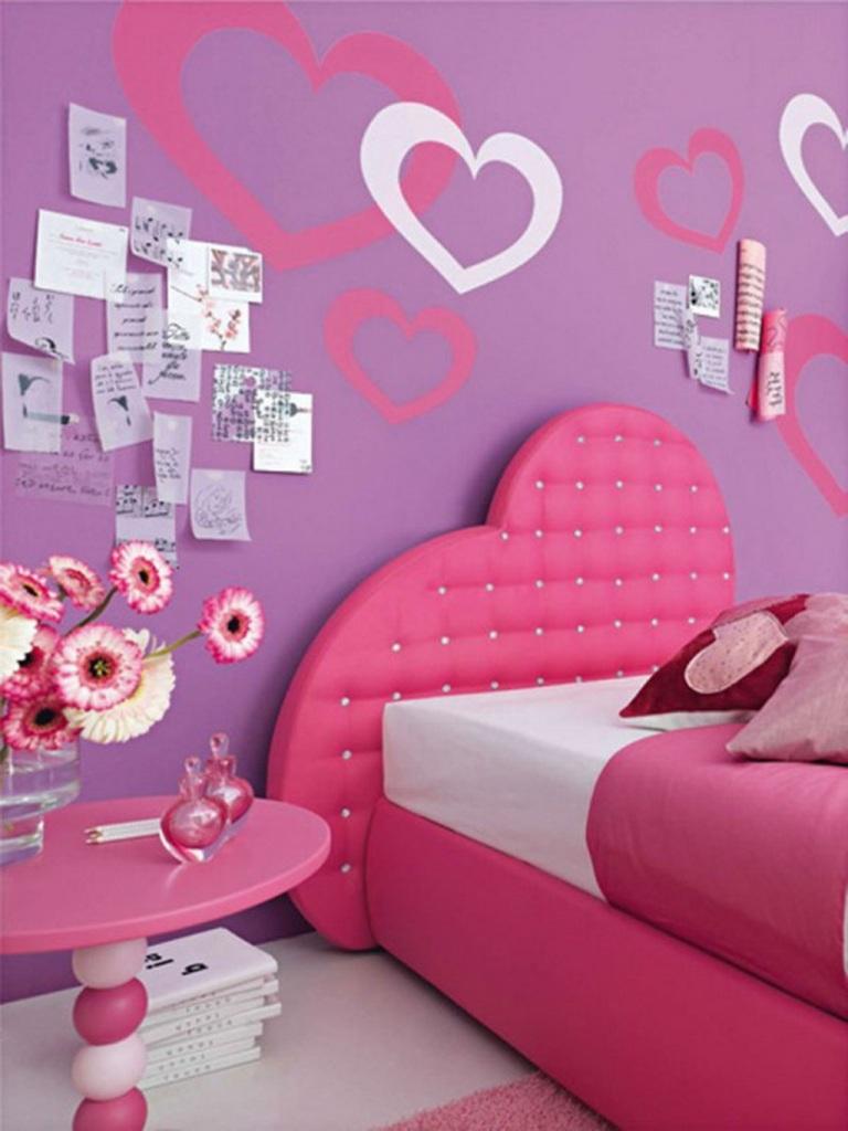 بالصور غرف اطفال بنات , صور تصميمات غرف لارق واجمل بنوته 3640 12