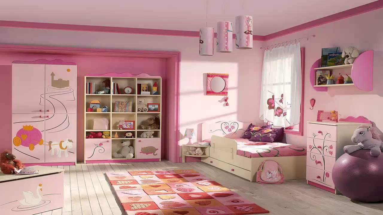 بالصور غرف اطفال بنات , صور تصميمات غرف لارق واجمل بنوته 3640 2