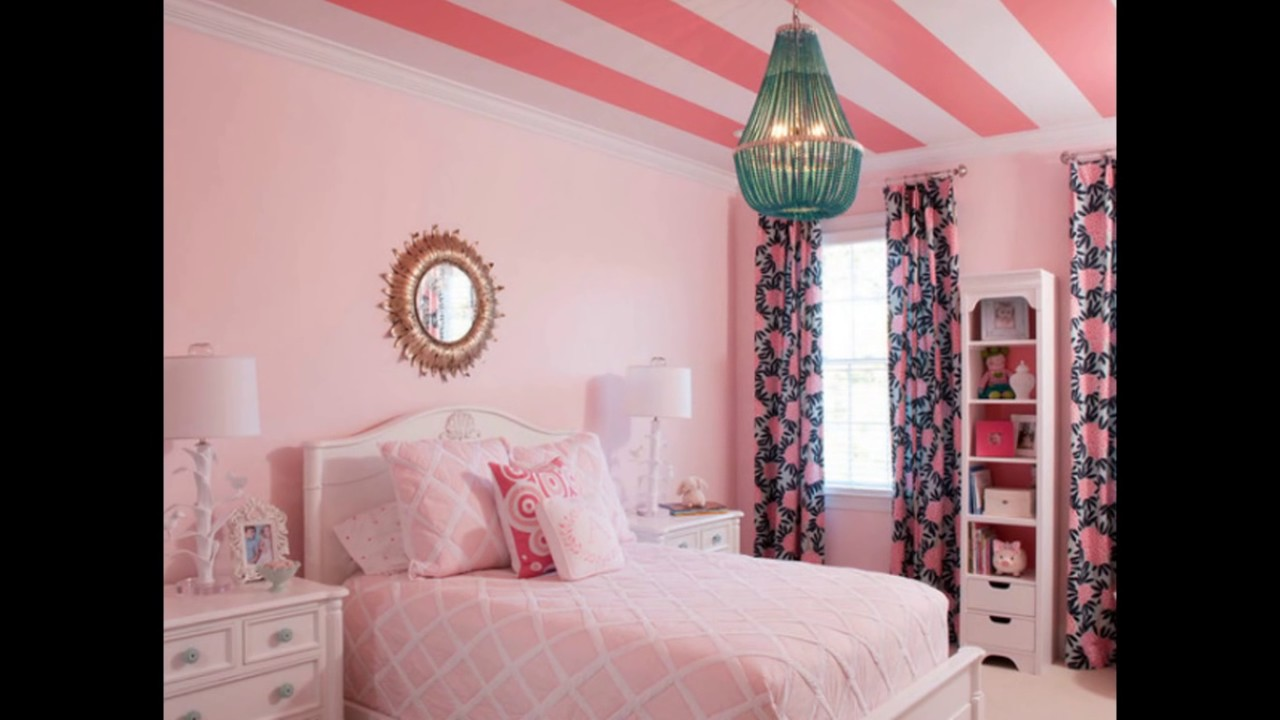 بالصور غرف اطفال بنات , صور تصميمات غرف لارق واجمل بنوته 3640 7