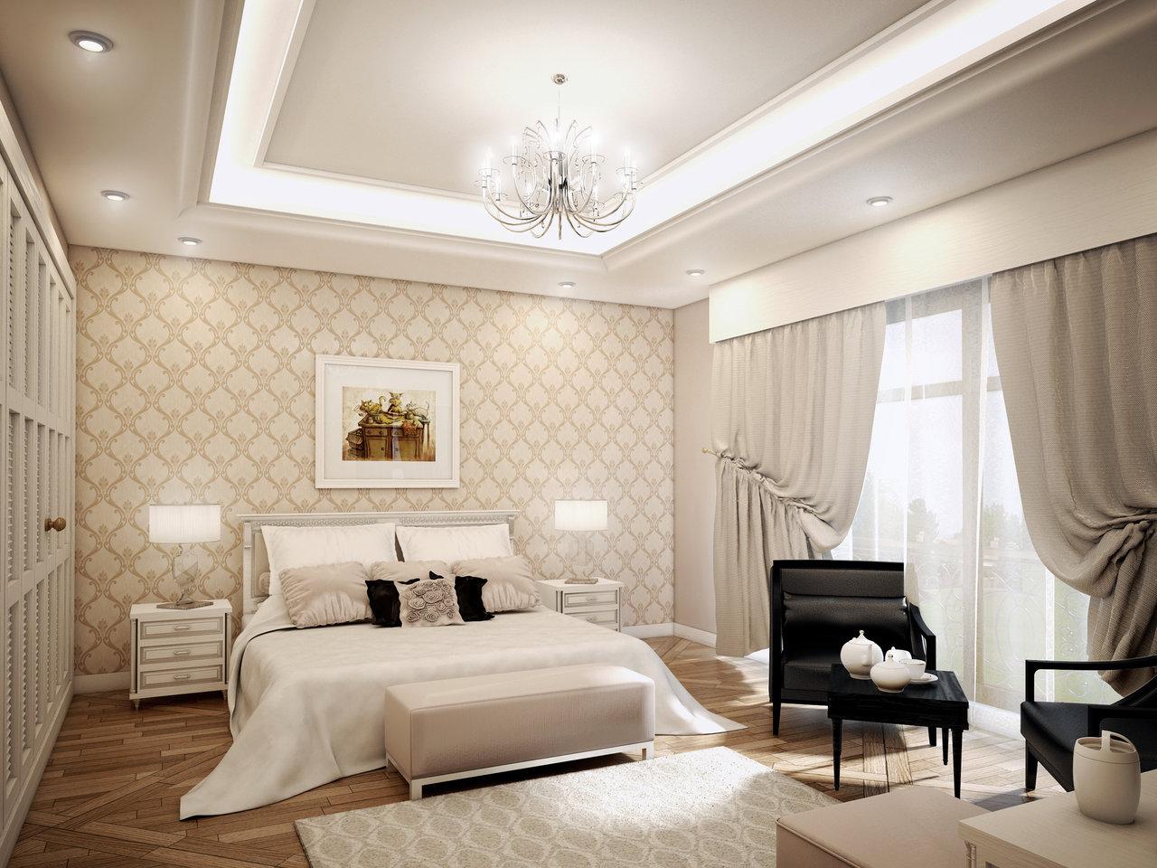 بالصور ديكورات غرف نوم 2019 , ديكور رائع لغرفة اروع 388 11