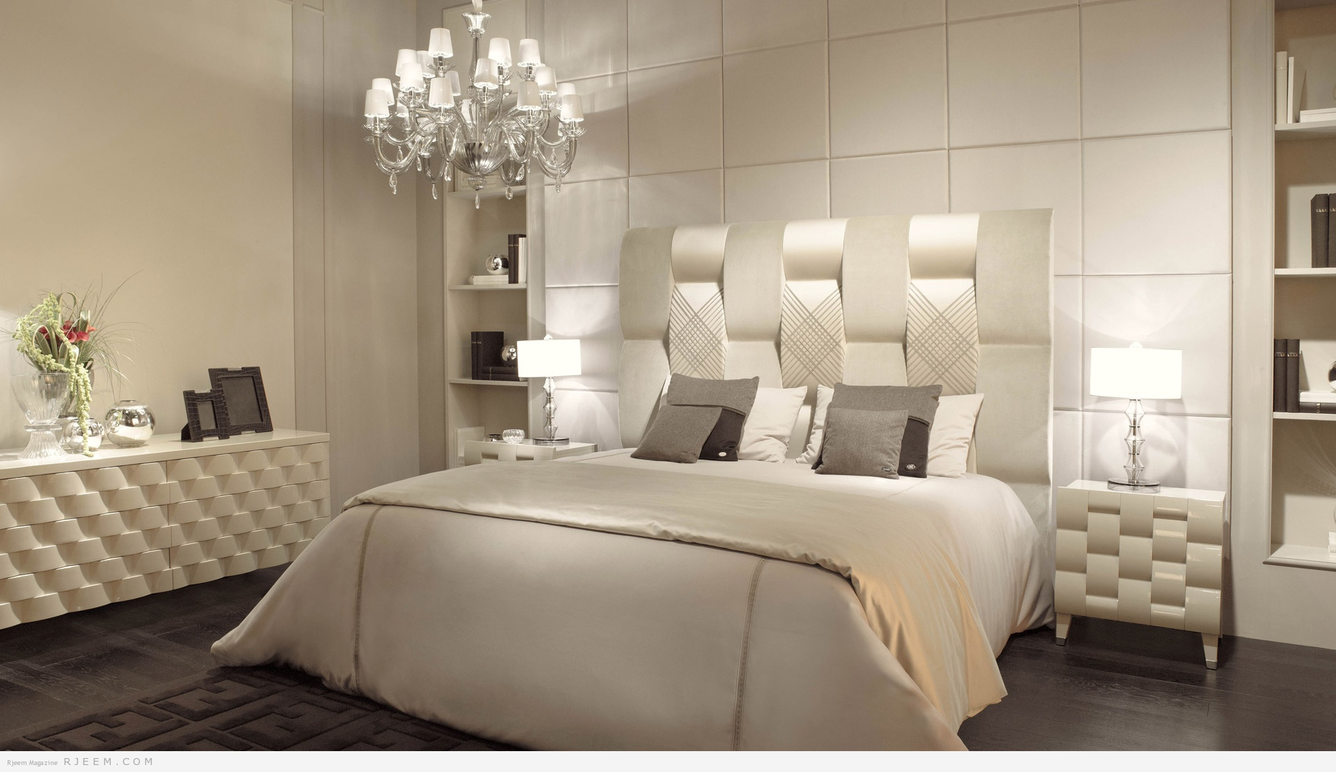 بالصور ديكورات غرف نوم 2019 , ديكور رائع لغرفة اروع 388 12