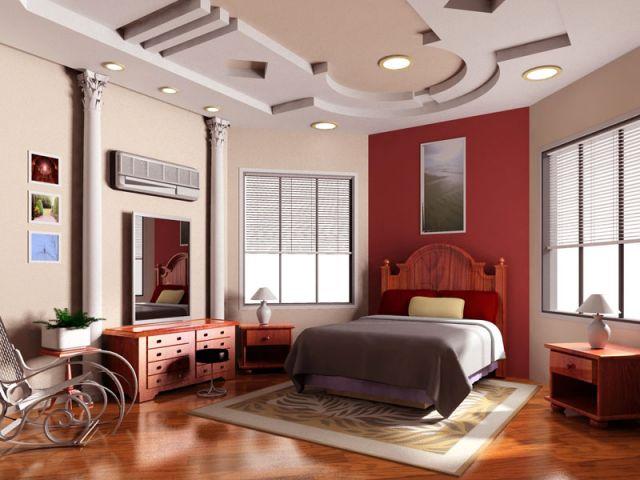 بالصور ديكورات غرف نوم 2019 , ديكور رائع لغرفة اروع 388 6