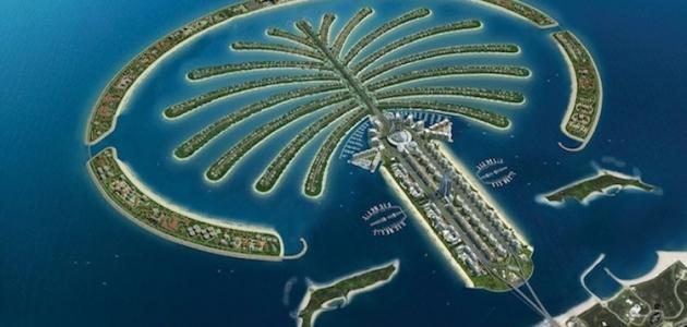 صوره اكبر جزيرة صناعية في العالم , بالصور شاهد اكبر جزيره صناعيه