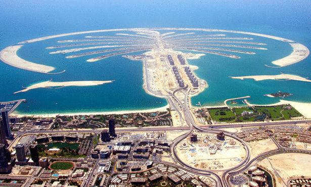 بالصور اكبر جزيرة صناعية في العالم , بالصور شاهد اكبر جزيره صناعيه 393 11