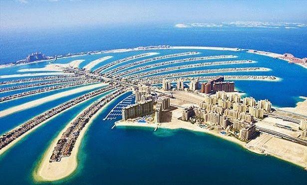 بالصور اكبر جزيرة صناعية في العالم , بالصور شاهد اكبر جزيره صناعيه 393 2