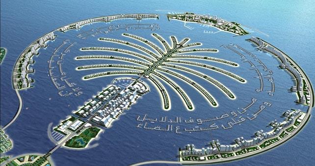 بالصور اكبر جزيرة صناعية في العالم , بالصور شاهد اكبر جزيره صناعيه 393 7