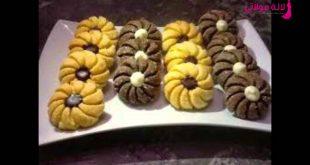 صورة حلويات جزائرية اقتصادية , اسهل طريقه لعمل الحلوي الجزائريه