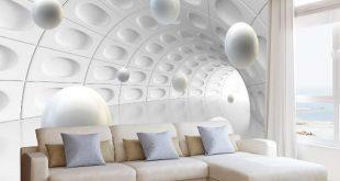 صور ورق جدران ثلاثي الابعاد , اشكال رائعه لتزيين منزلك