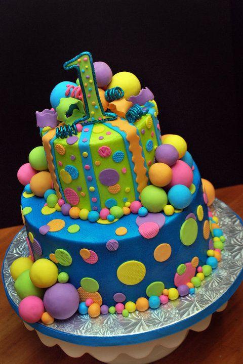 صورة تورتات جديده , تورتات متنوعه لعيد ميلاد طفلك 5190 1