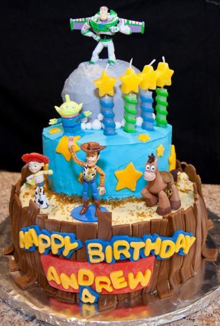 صورة تورتات جديده , تورتات متنوعه لعيد ميلاد طفلك 5190 2