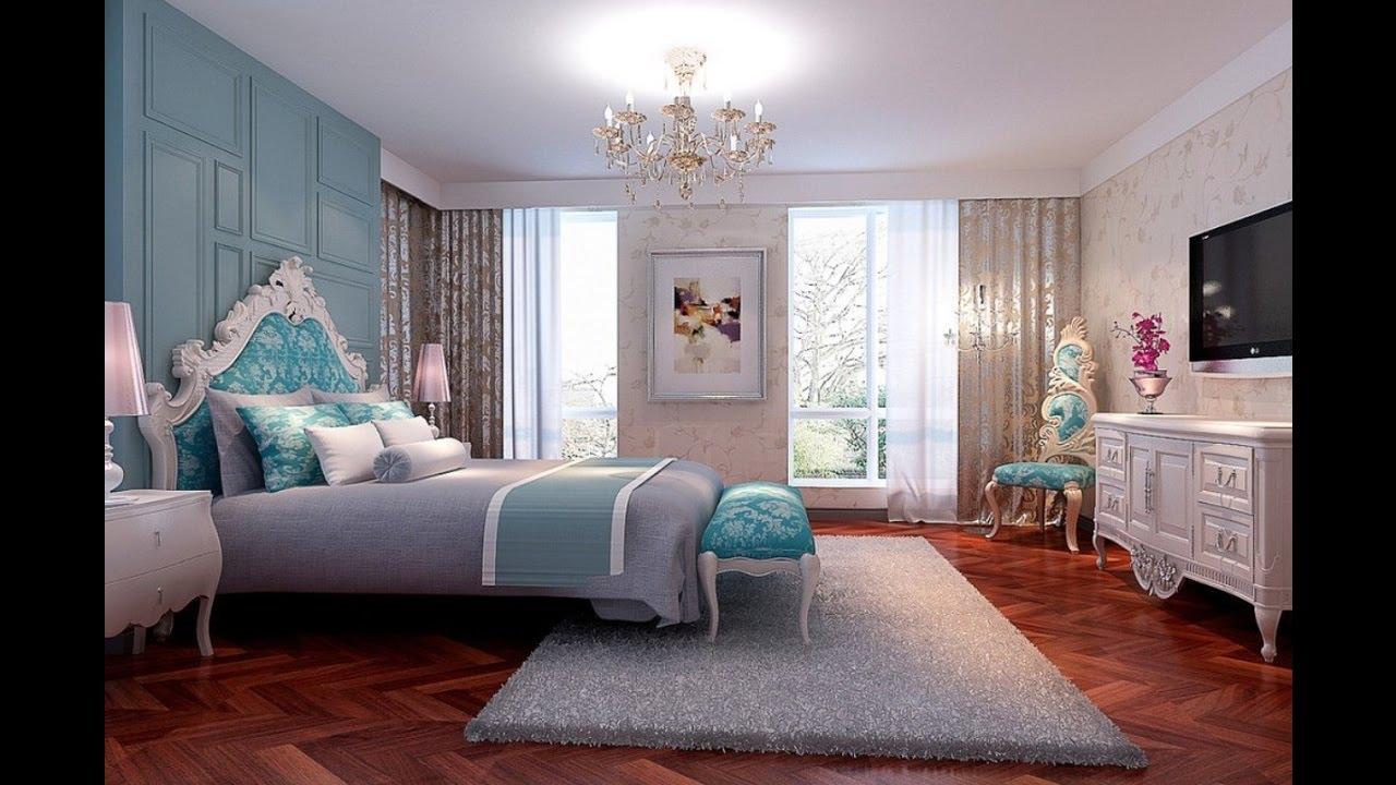 صور ديكورات غرف نوم للعرسان , احدث اصدارات غرف النوم