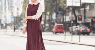 بالصور ازياء محجبات 2019 , صور لملابس المحجبات 5513 1 310x165