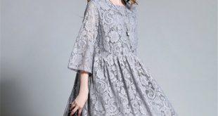 صوره فساتين قصيره دانتيل , تشكيله من الفساتين الدانتيل الرائعه للمناسبات