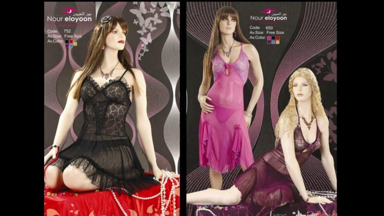 بالصور لانجري شبك , تشكيله رائعه من ملابس النوم 6498 6