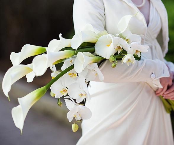 صورة باقات زهور , اجمل بوكيهات الورد التى تحتاجها العرائس 6561 5