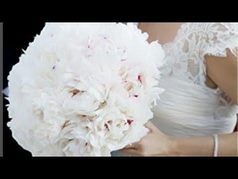 صورة باقات زهور , اجمل بوكيهات الورد التى تحتاجها العرائس 6561 8