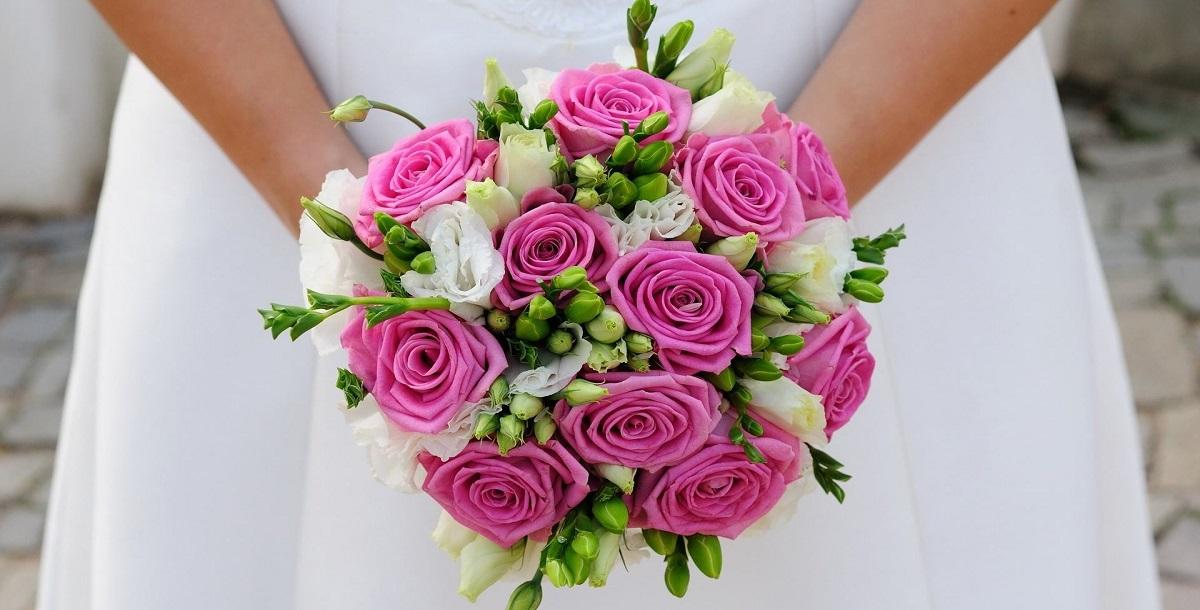 صورة باقات زهور , اجمل بوكيهات الورد التى تحتاجها العرائس 6561 9