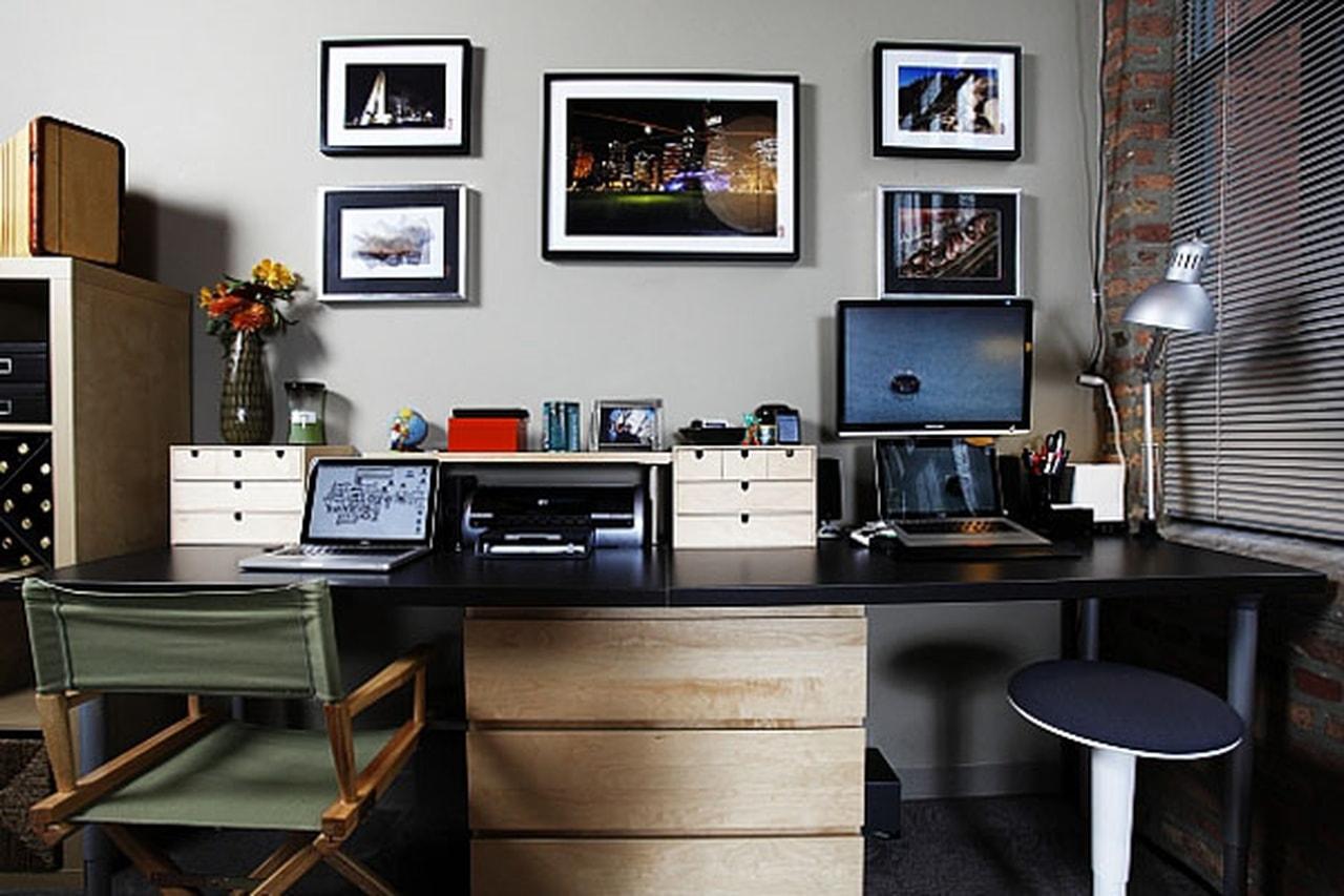 بالصور ديكورات مكاتب , اشكال مكاتب مصممه بشكل رائع 6577 8