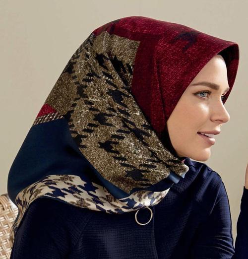 بالصور حجابات تركية 2019 , اشيك موديلات العام الجديد للحجاب التركي 1667 11