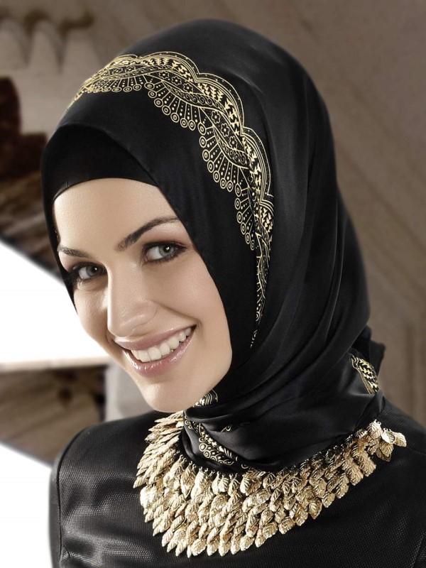 بالصور حجابات تركية 2019 , اشيك موديلات العام الجديد للحجاب التركي 1667 13