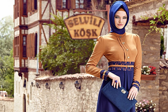 بالصور حجابات تركية 2019 , اشيك موديلات العام الجديد للحجاب التركي 1667 15