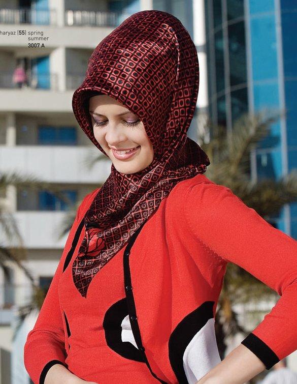 بالصور حجابات تركية 2019 , اشيك موديلات العام الجديد للحجاب التركي 1667 3