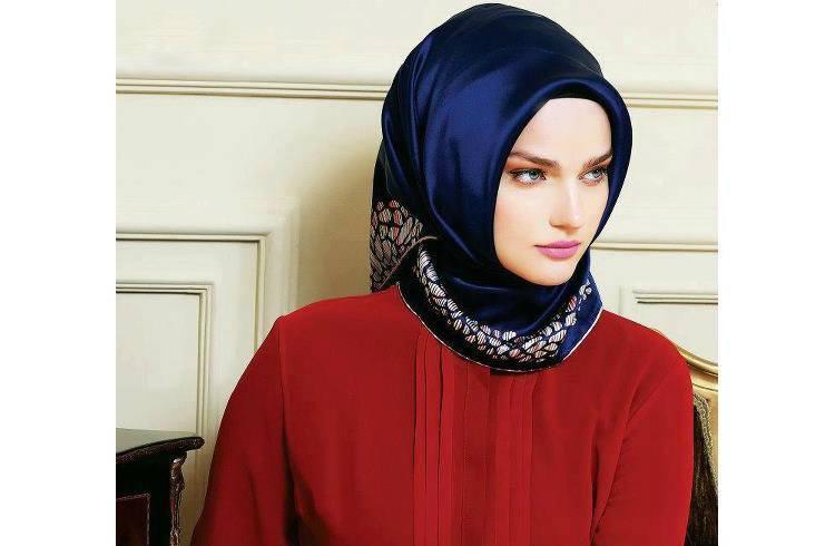 بالصور حجابات تركية 2019 , اشيك موديلات العام الجديد للحجاب التركي 1667 5