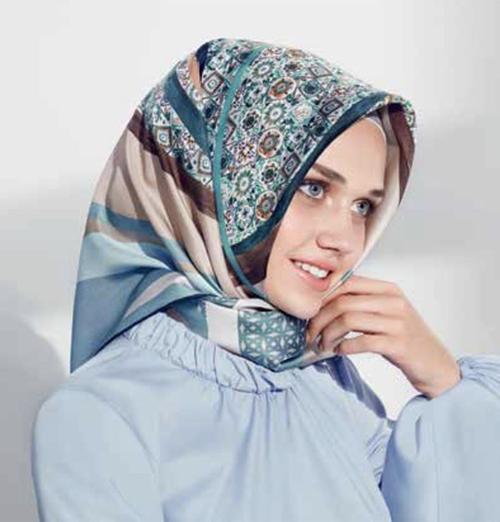 بالصور حجابات تركية 2019 , اشيك موديلات العام الجديد للحجاب التركي 1667 8