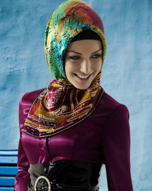 بالصور حجابات تركية 2019 , اشيك موديلات العام الجديد للحجاب التركي 1667 9