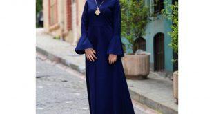 بالصور لبس بنات محجبات , ازياء راقية للبنت المحجبة 1676 18 310x165