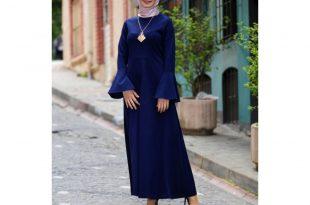 بالصور لبس بنات محجبات , ازياء راقية للبنت المحجبة 1676 18 310x205