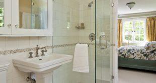 صورة حمامات داخل غرف النوم , اجمل تصميمات حمامات خاصة بغرف النوم