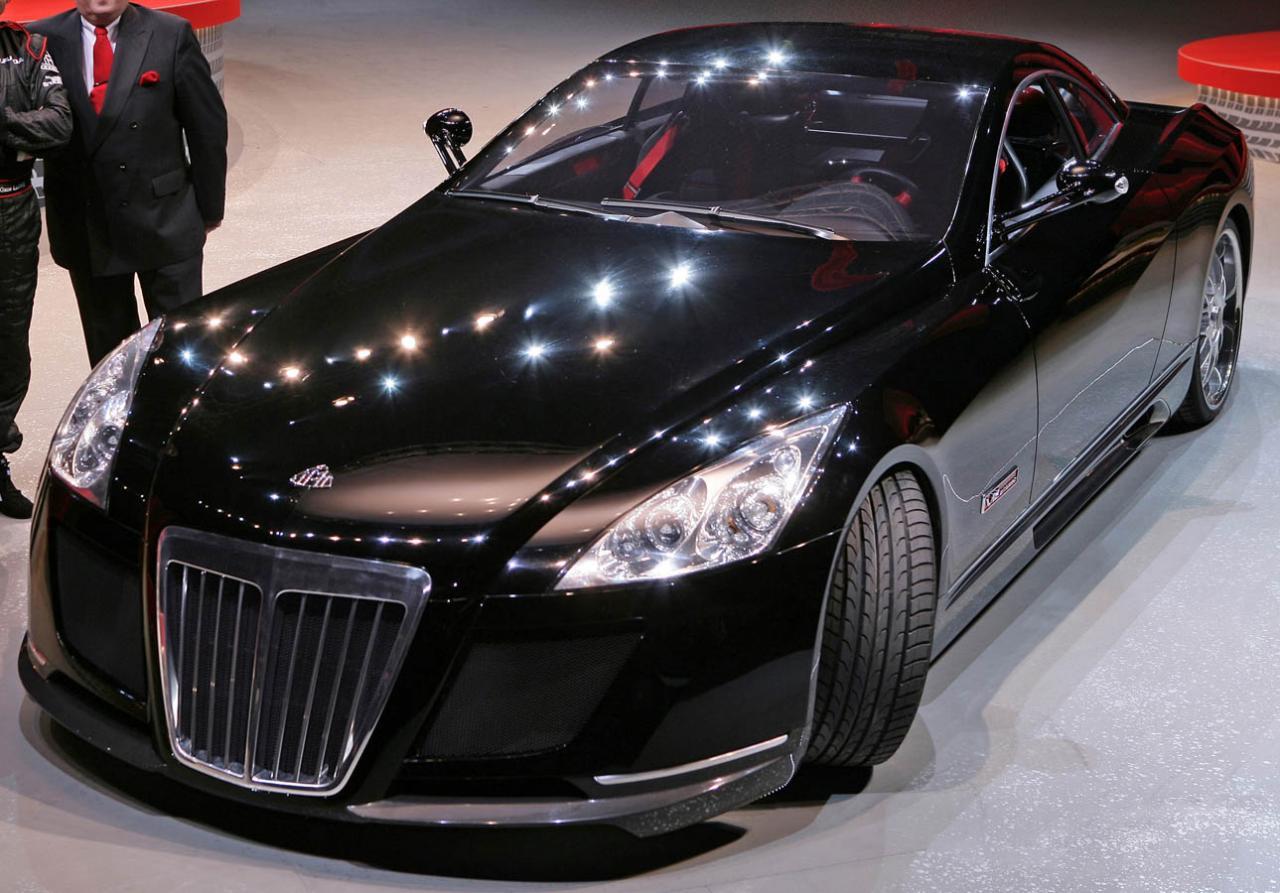 بالصور سيارة فخمة جدا , شاهد سيارات الاثرياء اناقة وفخامة 2499 36