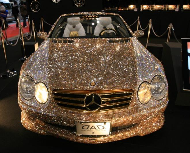 صور سيارة فخمة جدا , شاهد سيارات الاثرياء اناقة وفخامة