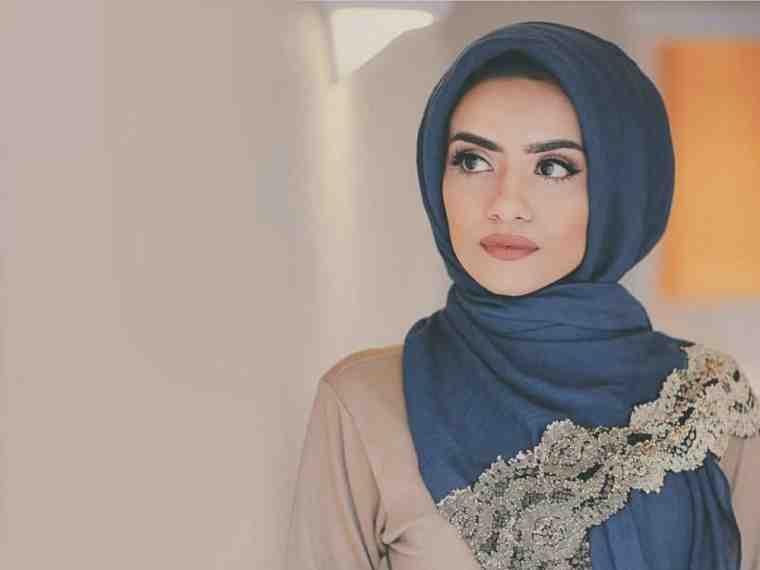صور صور عن الحجاب , للمراة الانيقة لفات حجاب مميزة لكل الاوقات