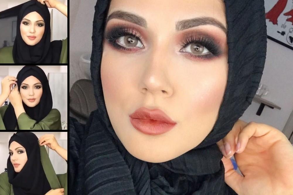 بالصور صور عن الحجاب , للمراة الانيقة لفات حجاب مميزة لكل الاوقات 81 13