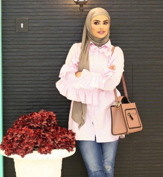 بالصور صور عن الحجاب , للمراة الانيقة لفات حجاب مميزة لكل الاوقات 81 15