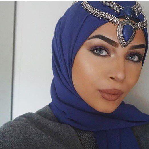 بالصور صور عن الحجاب , للمراة الانيقة لفات حجاب مميزة لكل الاوقات 81 16