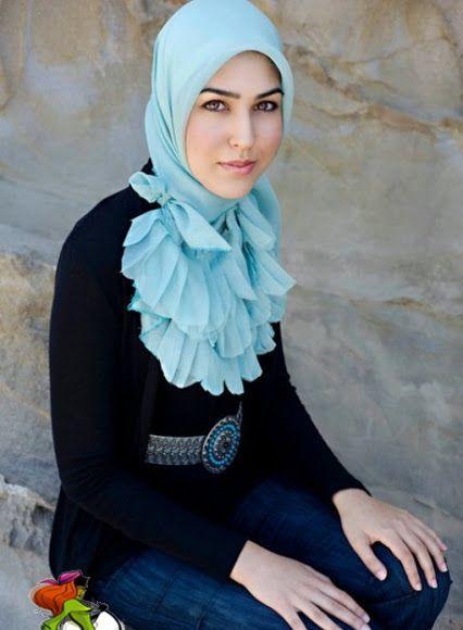 بالصور صور عن الحجاب , للمراة الانيقة لفات حجاب مميزة لكل الاوقات 81 7