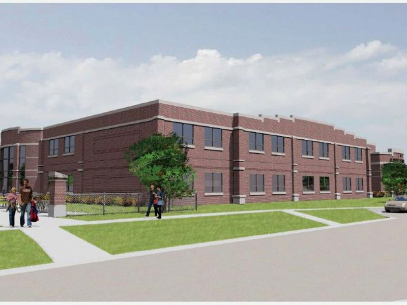 صورة رسالة شكر للمدرسة , المستقبل داخل مبني