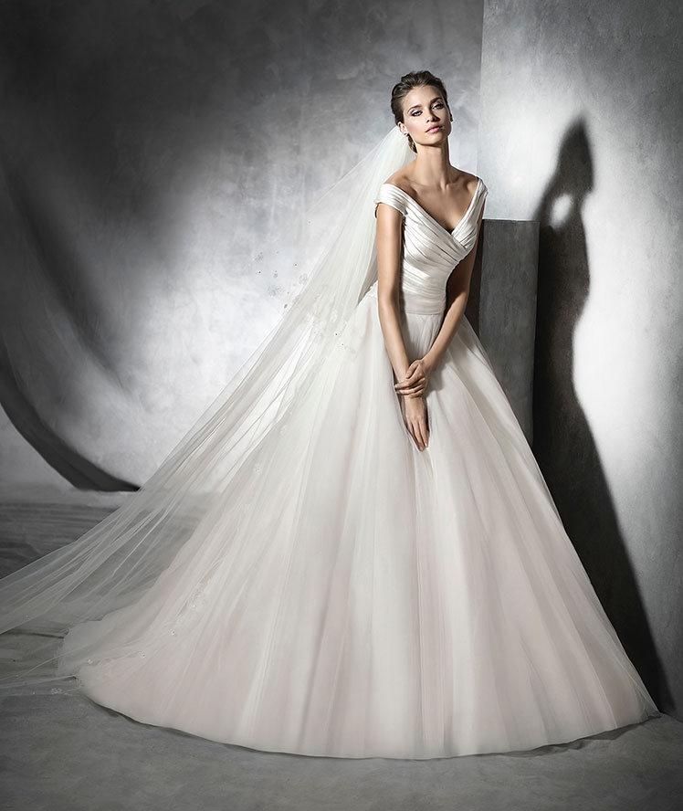 بالصور صور فساتين عروس , موديلات فساتين راقية لعروس 2019 2101 10