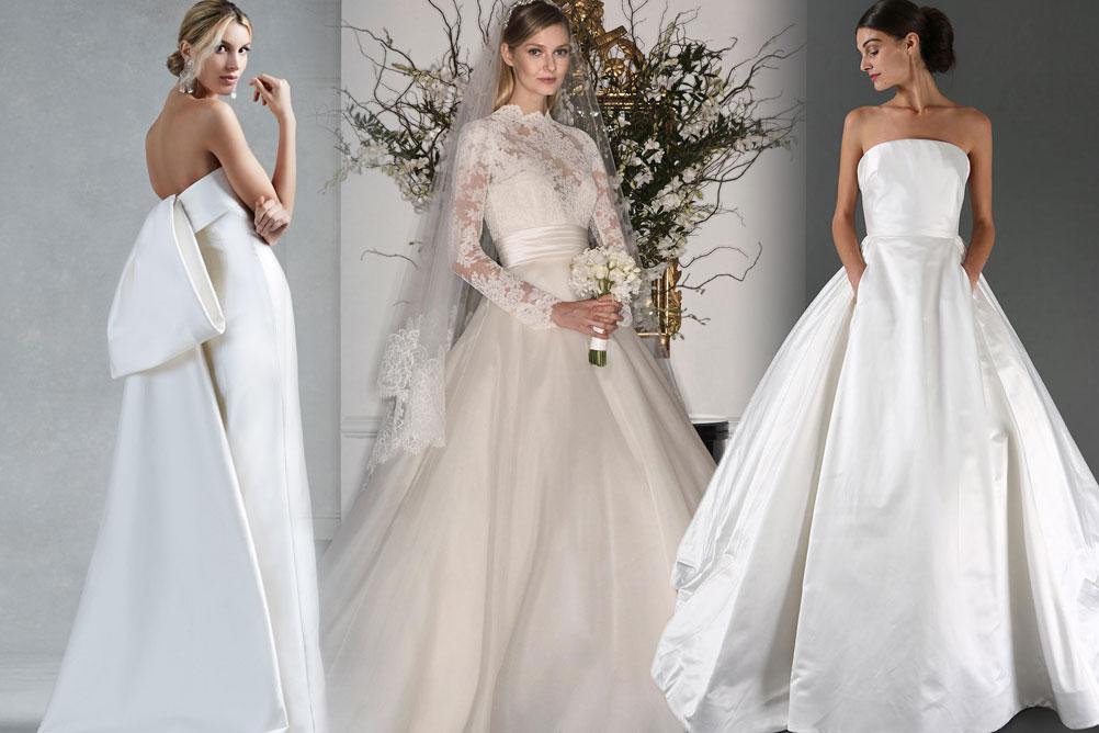 بالصور صور فساتين عروس , موديلات فساتين راقية لعروس 2019 2101 14