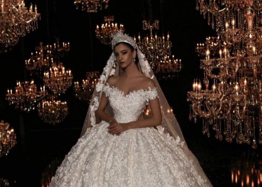 بالصور صور فساتين عروس , موديلات فساتين راقية لعروس 2019 2101 18