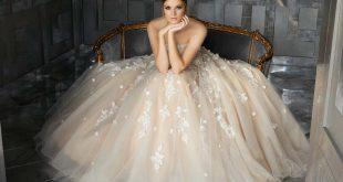 بالصور صور فساتين عروس , موديلات فساتين راقية لعروس 2019 2101 310x165