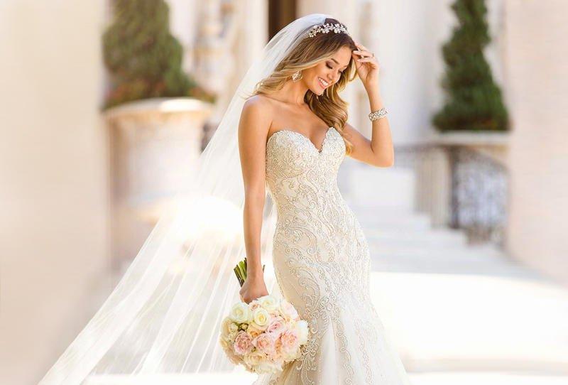بالصور صور فساتين عروس , موديلات فساتين راقية لعروس 2019 2101 4
