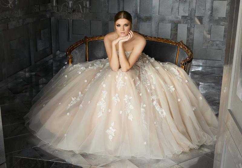 بالصور صور فساتين عروس , موديلات فساتين راقية لعروس 2019 2101